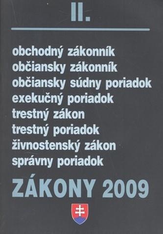 Zákony 2009 II.