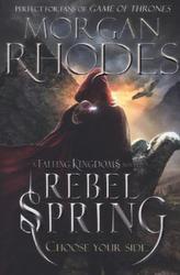 Falling Kingdoms: Rebel Spring. Falling Kingdoms, Brennende Schwerter, englische Ausgabe
