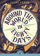 Around the World in Eighty Days. In 80 Tagen um die Welt, englische Ausgabe