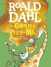 The Giraffe and the Pelly and Me. Die Giraffe, der Peli und ich, englische Ausgabe