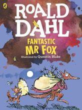 Fantastic Mr Fox. Der fantastische Mister Fox, englische Ausgabe