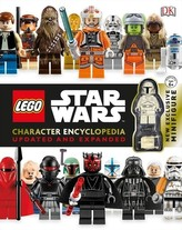 LEGO® Star Wars Character Encyclopedia, w. 1 new exclusive minifigure