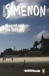 Maigret and the Old Lady. Maigret und die alte Dame, englische Ausgabe