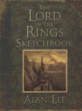 The Lord of The Rings Sketchbook - Lee, Alan