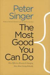 The Most Good You Can Do. Effektiver Altruismus, englische Ausgabe