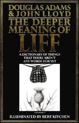 The Deeper Meaning of Liff. Der tiefere Sinn des Labenz, englische Ausgabe