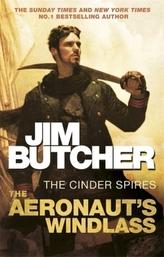 The Aeronaut's Windlass. Windjäger, englische Ausgabe