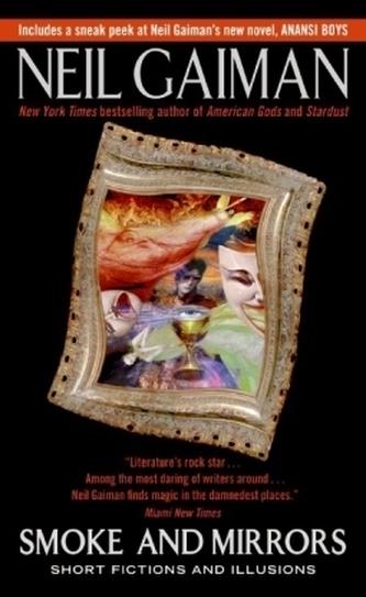 Smoke and Mirrors. Die Messerkönigin, englische Ausgabe - Gaiman, Neil