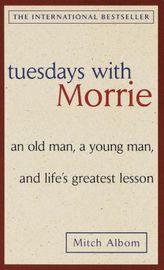 Tuesdays with Morrie. Dienstags bei Morrie, englische Ausgabe