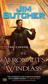The Cinder Spires, The Aeronaut's Windlass. Windjäger, englische Ausgabe