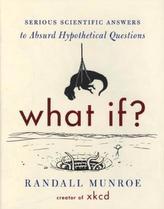What If?. What if? Was wäre wenn?, englische Ausgabe