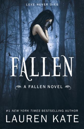 Fallen. Engelsnacht, englische Ausgabe - Lauren Kate