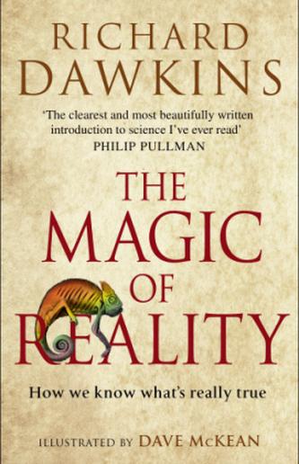 The Magic of Reality. Der Zauber der Wirklichkeit, englische Ausgabe - Richard Dawkins