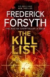 The Kill List. Die Todesliste, englische Ausgabe