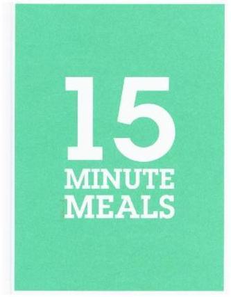 Jamie's 15-Minutes Meals - Jamie Oliver