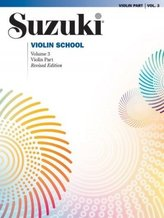 Suzuki Violin School, Violin Part, Revised Edition. Vol.3