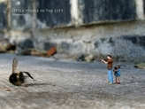 Little People in the City: The Street Art of Slinkachu. Kleine Leute in der großen Stadt, englische Ausgabe