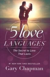 The 5 Love Languages. Die fünf Sprachen der Liebe Gottes, englische Ausgabe