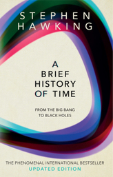 A Brief History Of Time. Eine kurze Geschichte der Zeit, englische Ausgabe