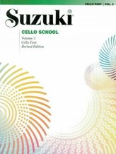 Suzuki Cello School. Vol.3