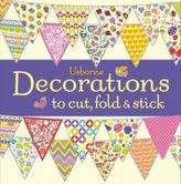 Usborne Decorations to cut, fold & stick
