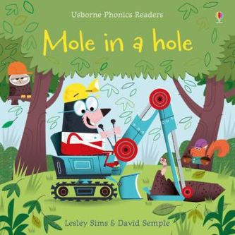 Mole in a Hole - Sims, Lesley