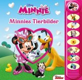 Disney Minnie - Minnies Tierbilder, m. Soundeffekten