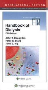 Handbook of Dialysis, International Edition