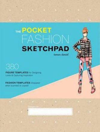 Pocket Fashion Sketchpad - Daniel, Tamar