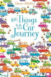Over 100 things to do on a car journey
