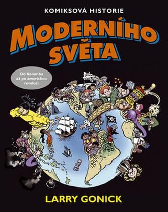 Komiksová historie moderního světa