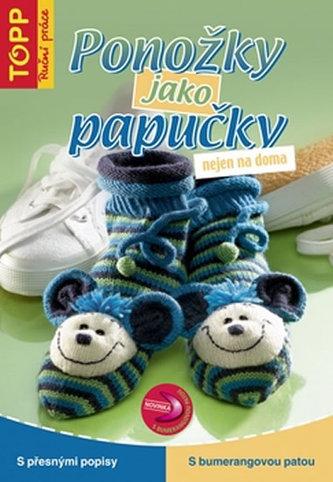 Ponožky jako papučky
