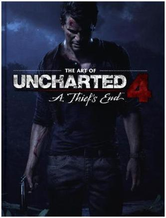 The Art of Uncharted 4, A Thief's End - Naughty Dog