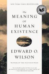 The Meaning of Human Existence. Der Sinn des menschlichen Lebens, englische Ausgabe
