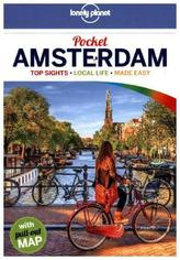 Lonely Planet Amsterdam Pocket Guide