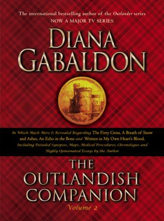 The Outlandish Companion. Der magische Steinkreis, englische Ausgabe. Vol.2 - Diana Gabaldon