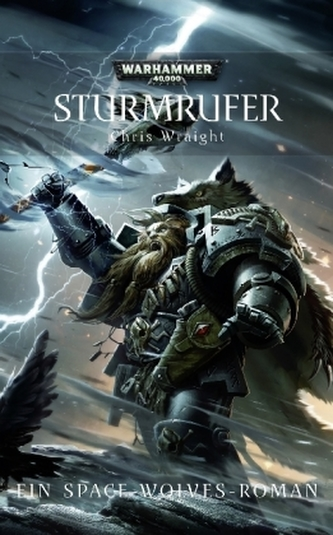 Warhammer 40.000 - Sturmrufer - Wraight, Chris