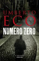 Numero Zero. Nullnummer, Englische Ausgabe