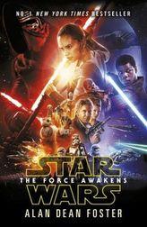 Star Wars, The Force Awakens (Film Tie-In). Star Wars(TM) - Episode VII - Das Erwachen der Macht, englische Ausgabe