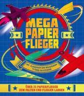 Mega Papier Flieger
