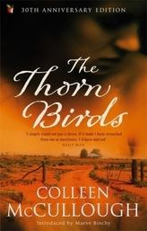 Thorn Birds. Dornenvögel, englische Ausgabe