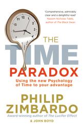Time Paradox. Die neue Psychologie der Zeit, englische Ausgabe