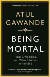 Being Mortal. Sterblich sein, englische Ausgabe