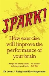 Spark!. Superfaktor Bewegung, englische Ausgabe