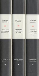 The Decline and Fall of the Roman Empire, 6 Vols.. Vol.4-6
