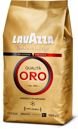 Lavazza Qualita Oro zrnková 1000g