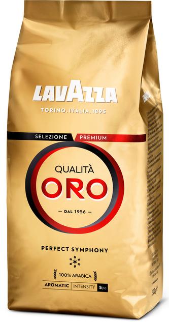 Lavazza Qualita Oro zrnková 500g