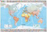 Michelin Karte The World, Planokarte