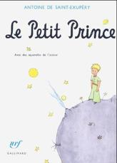 Le Petit Prince, Luxe-Ausgabe. Der kleine Prinz, Luxus-Ausgabe, französische Ausgabe