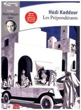 Les préponderants, MP3-CD